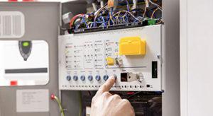 Техническое обслуживание системы оповещения о пожаре