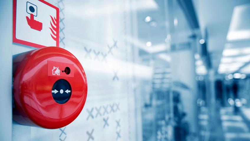 Монтируем пожарную сигнализацию: основные правила