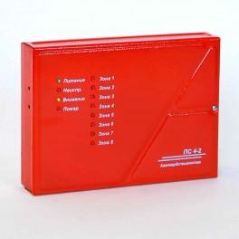 Прибор приемно-контрольный пожарный «ПС 4-2»