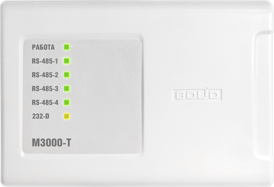 Технологический контроллер М3000-Т Инсат