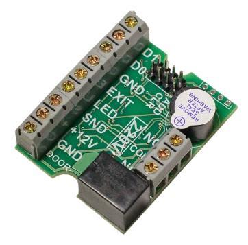 Автономный контроллер СКУД Модель: Z-5R (мод. Relay Wiegand)