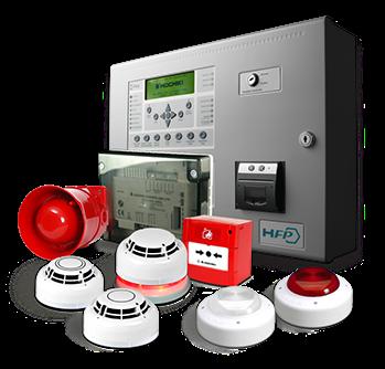 Автоматические системы пожарной сигнализации