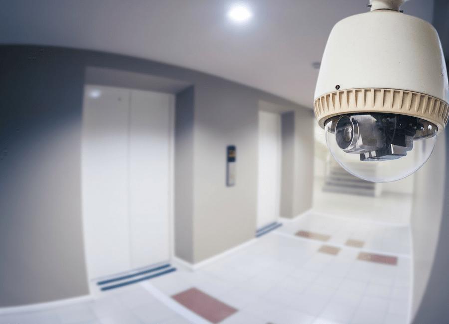 Видеонаблюдение в многоквартирных домах